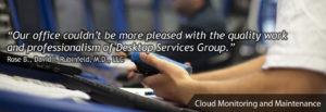 Cloud Monitoring & Maintenance